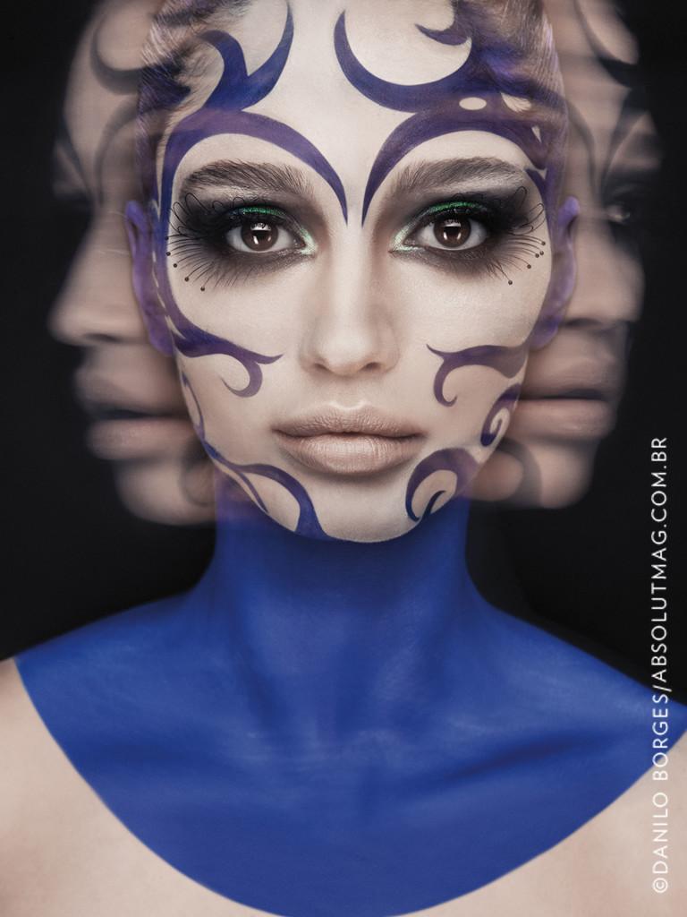 Look criado por Théo Carias, um dos curadores do concurso deste ano e um dos vencedores na 14ª edição, em 2008