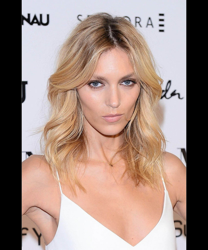 Anja Rubik é fã do suco detox da Roots & Bulbs