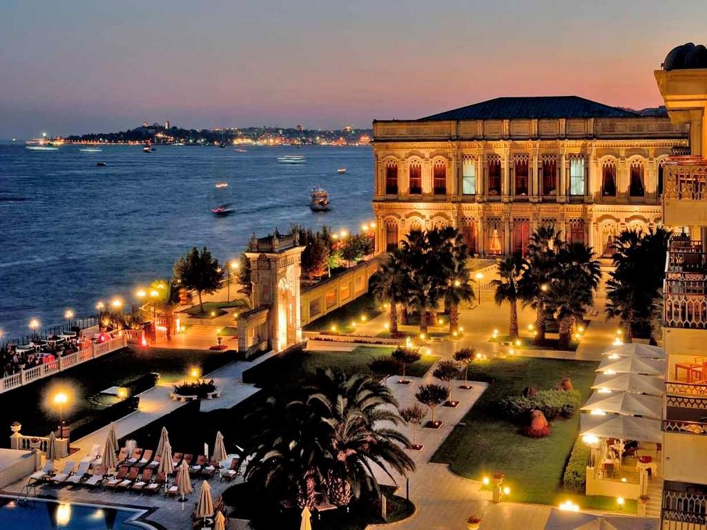 Ciragan Palace Kempinski Istanbul 1