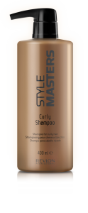 1- Curly Shampoo 400ml