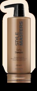 1- Curly Shampoo 400ml