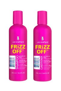 Lee Stafford - Frizz OFF SHaMPOO e CoNDitiONER