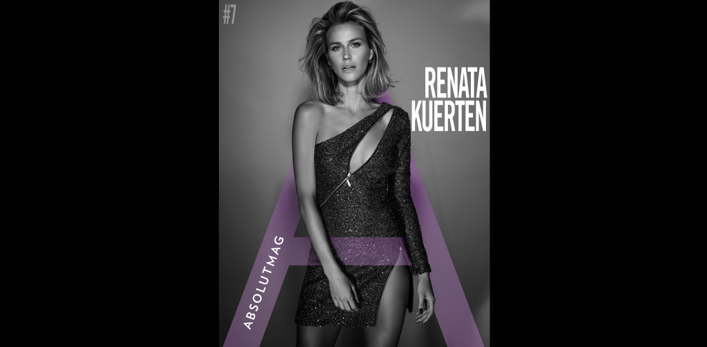 """Renata Kuerten """"Sou sexy e gosto de causar"""""""